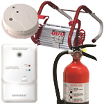 fire, gas & water protection