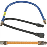flexible gas connectors