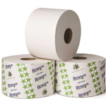 controlled toilet paper - perforated sheets
