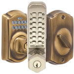 access control entry locksets