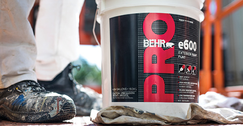 BEHR PRO™ Paint Products & Services