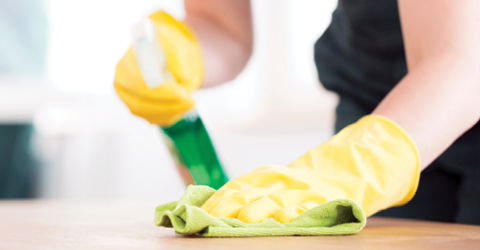 Green Cleaning Benefits