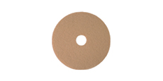 Tan Burnishing Pad