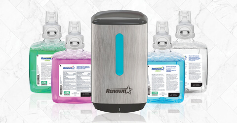 Skin Care Systems from Renown®